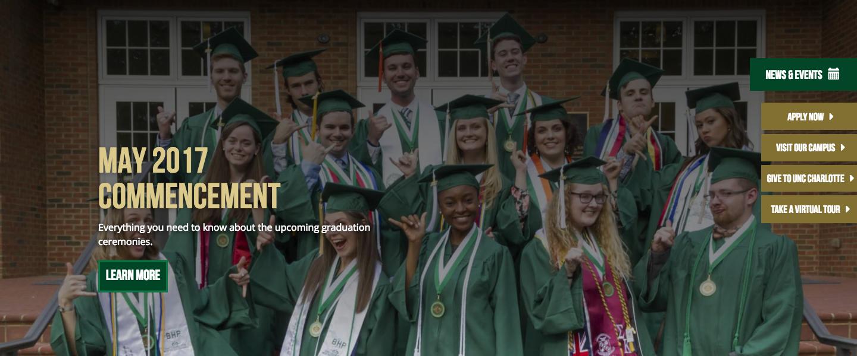 00cbea9a Division of University Advancement | UNC Charlotte