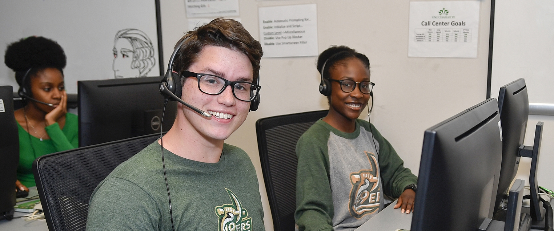 Annual Giving call center