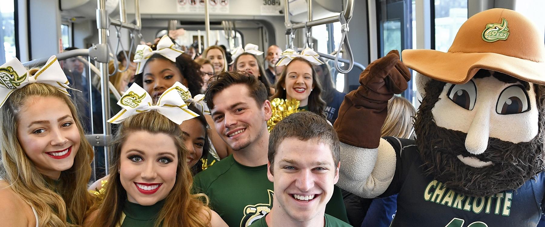 Light Rail Connects Us: Light Rail is open 2018